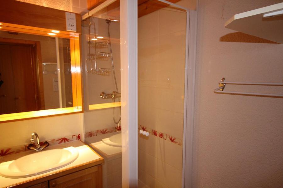 Каникулы в горах Апартаменты 2 комнат с мезонином 6 чел. (215) - Chalet Cristal 2 - Les Saisies - Душ