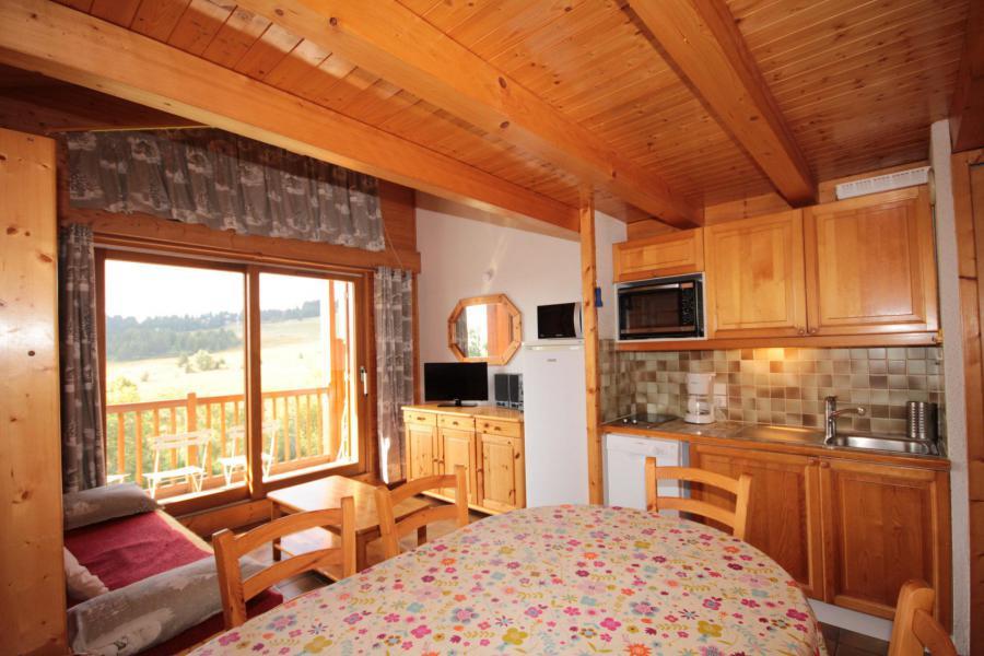 Vacaciones en montaña Apartamento 2 piezas mezzanine para 6 personas (215) - Chalet Cristal 2 - Les Saisies