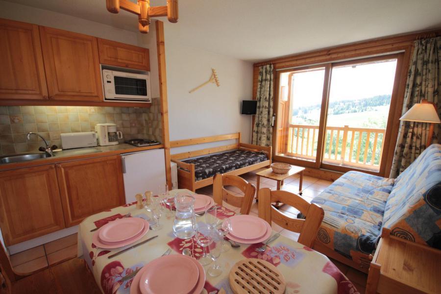 Vacaciones en montaña Apartamento cabina para 5 personas (207) - Chalet Cristal 2 - Les Saisies