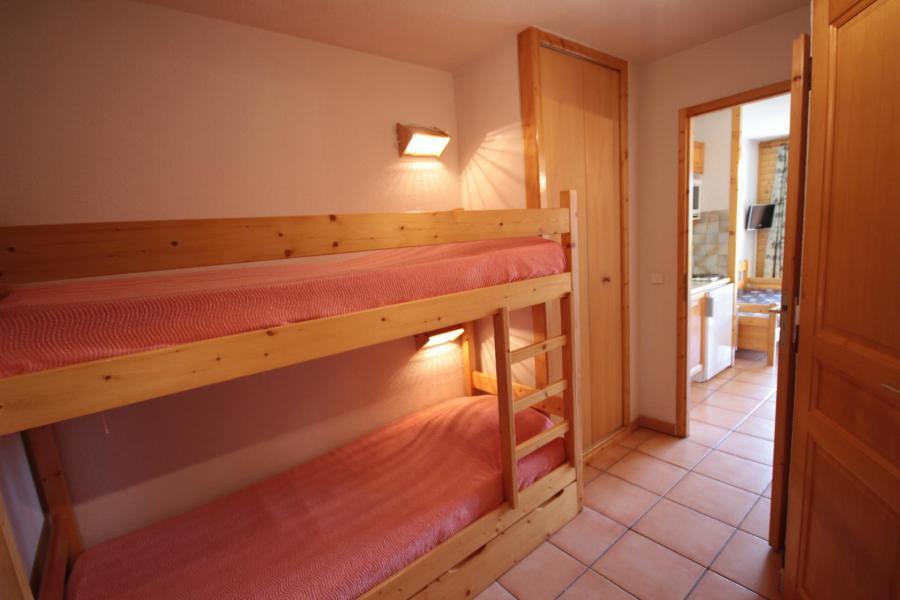 Vacaciones en montaña Apartamento cabina para 5 personas (207) - Chalet Cristal 2 - Les Saisies - Camas superpuestas