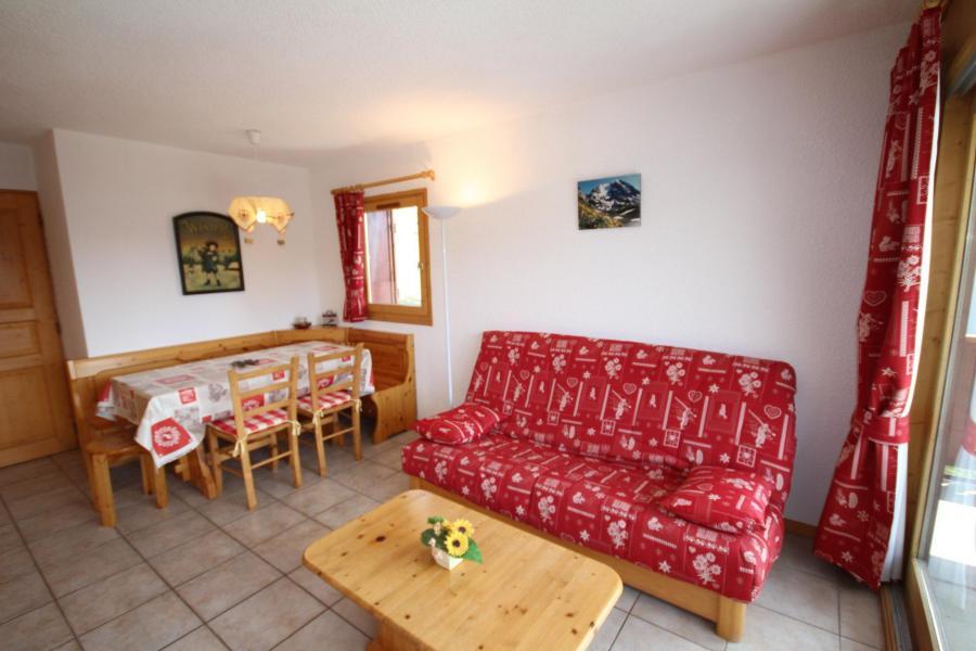 Vacaciones en montaña Apartamento 2 piezas cabina para 6 personas (609) - Chalet Cristal 6 - Les Saisies