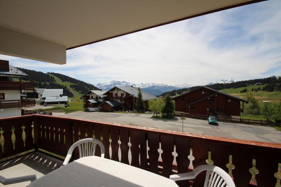Vacaciones en montaña Apartamento 2 piezas cabina para 6 personas (609) - Chalet Cristal 6 - Les Saisies - Verano