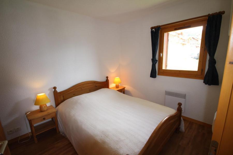 Vacaciones en montaña Apartamento 2 piezas cabina para 6 personas (609) - Chalet Cristal 6 - Les Saisies - Cama doble