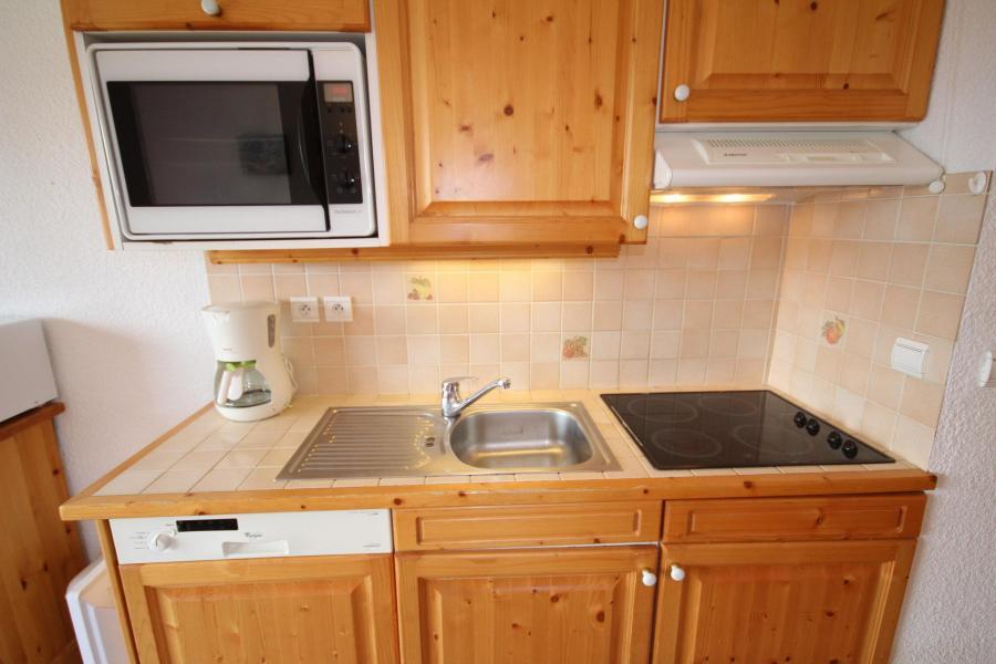 Vacaciones en montaña Apartamento 2 piezas cabina para 6 personas (609) - Chalet Cristal 6 - Les Saisies - Kitchenette