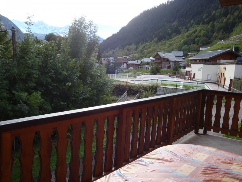 Wakacje w górach Apartament 4 pokojowy 8 osób (1) - Chalet Cristal - Champagny-en-Vanoise - Balkon