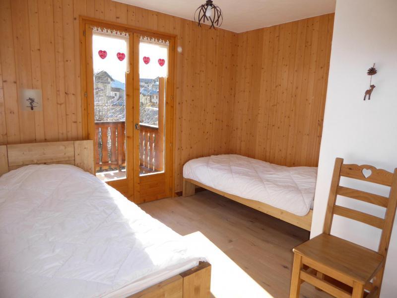 Wakacje w górach Apartament 4 pokojowy 8 osób (1) - Chalet Cristal - Champagny-en-Vanoise - Łóżkiem