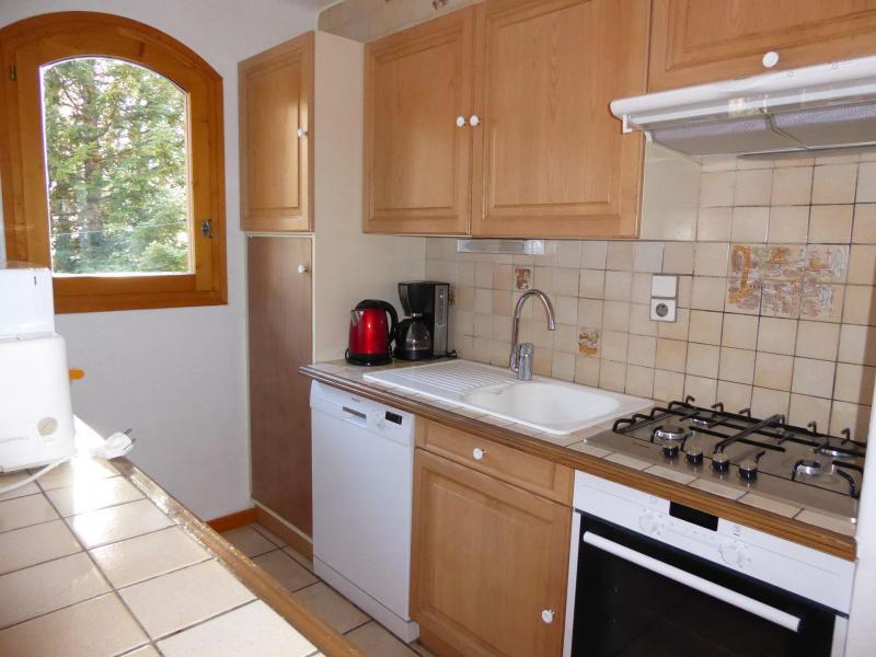 Wakacje w górach Apartament 4 pokojowy 8 osób (2) - Chalet Cristal - Champagny-en-Vanoise - Aneks kuchenny