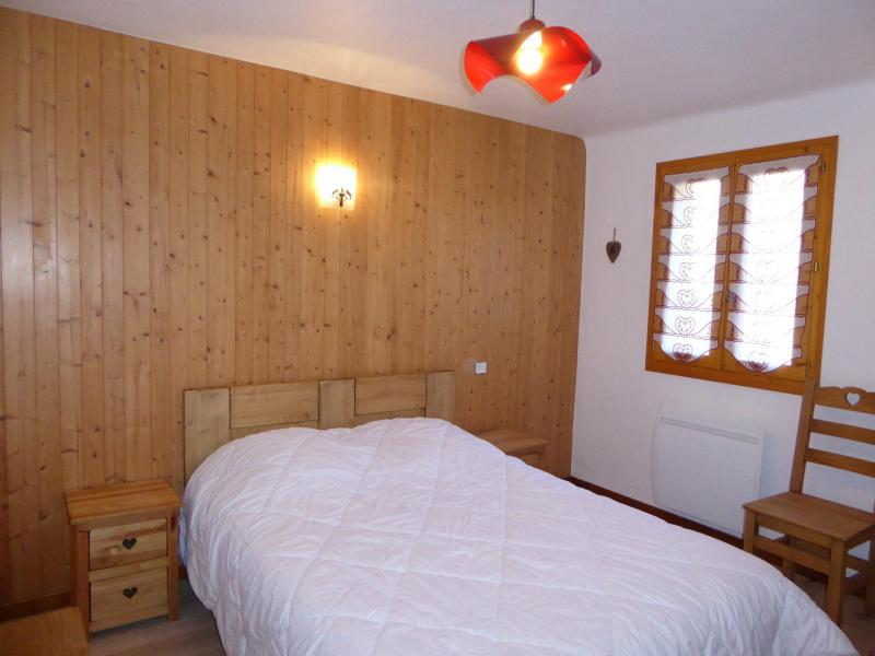 Wakacje w górach Apartament 4 pokojowy 8 osób (2) - Chalet Cristal - Champagny-en-Vanoise - Łóżkem małżeńskim