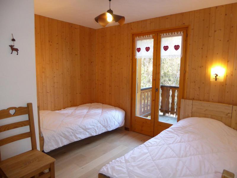 Wakacje w górach Apartament 4 pokojowy 8 osób (2) - Chalet Cristal - Champagny-en-Vanoise - Łóżkiem