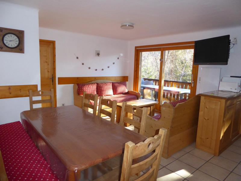 Wakacje w górach Apartament 4 pokojowy 8 osób (2) - Chalet Cristal - Champagny-en-Vanoise - Stołem