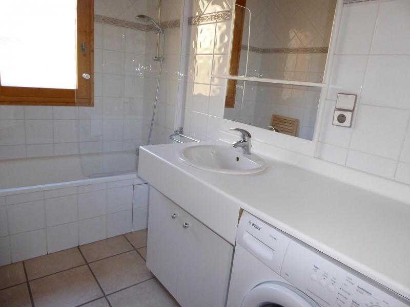 Wakacje w górach Apartament 4 pokojowy 8 osób (2) - Chalet Cristal - Champagny-en-Vanoise - Wanną