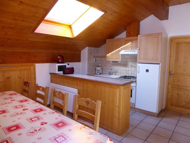 Wakacje w górach Apartament duplex 5 pokojowy 10 osób (3) - Chalet Cristal - Champagny-en-Vanoise - Aneks kuchenny