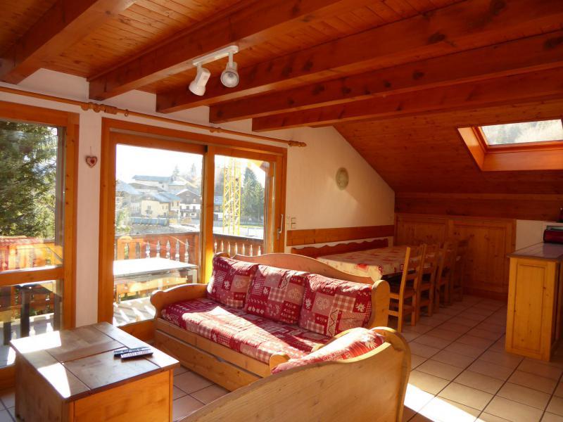 Wakacje w górach Apartament duplex 5 pokojowy 10 osób (3) - Chalet Cristal - Champagny-en-Vanoise - Pokój gościnny