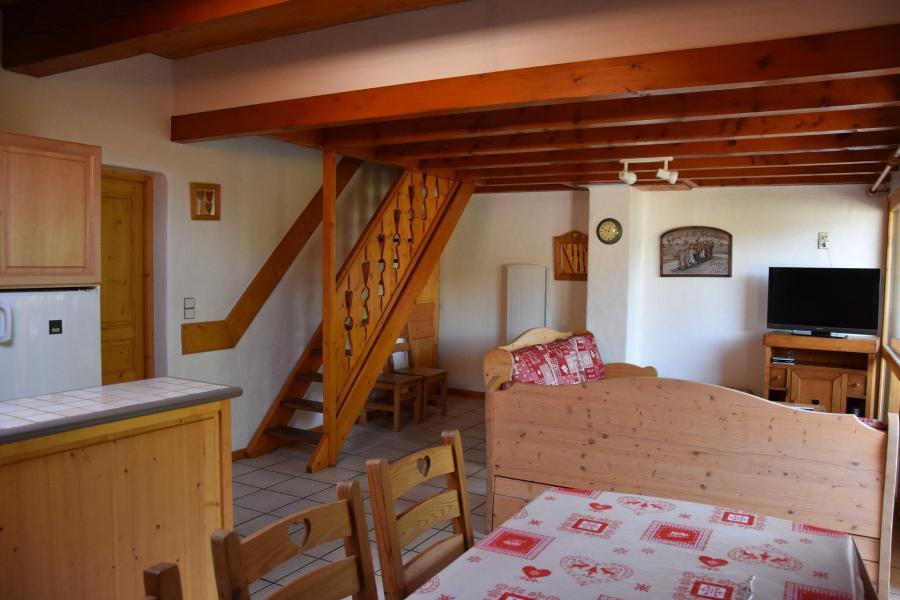 Wakacje w górach Apartament duplex 5 pokojowy 10 osób (3) - Chalet Cristal - Champagny-en-Vanoise - Stołem