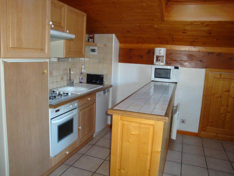 Wakacje w górach Apartament duplex 5 pokojowy 10 osób (4) - Chalet Cristal - Champagny-en-Vanoise - Aneks kuchenny