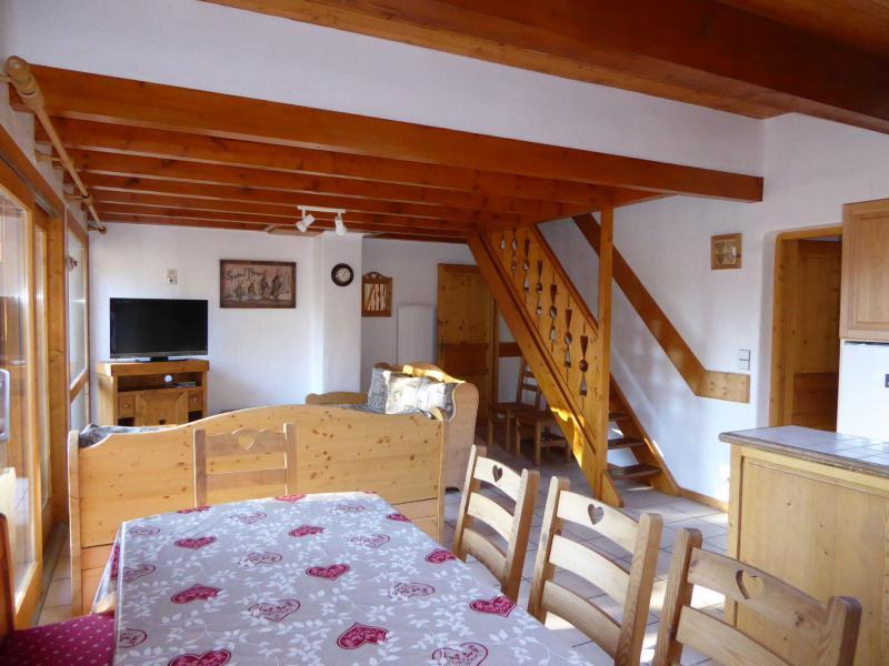 Wakacje w górach Apartament duplex 5 pokojowy 10 osób (4) - Chalet Cristal - Champagny-en-Vanoise - Pokój gościnny