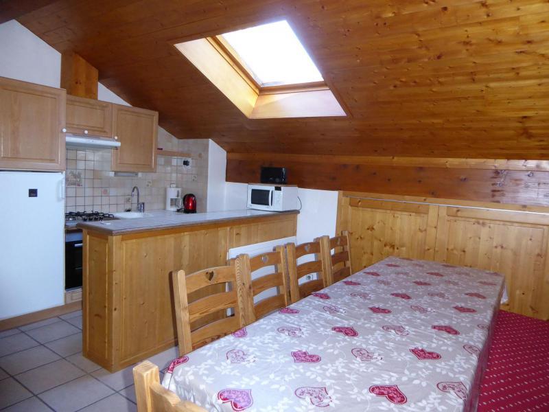 Wakacje w górach Apartament duplex 5 pokojowy 10 osób (4) - Chalet Cristal - Champagny-en-Vanoise - Stołem