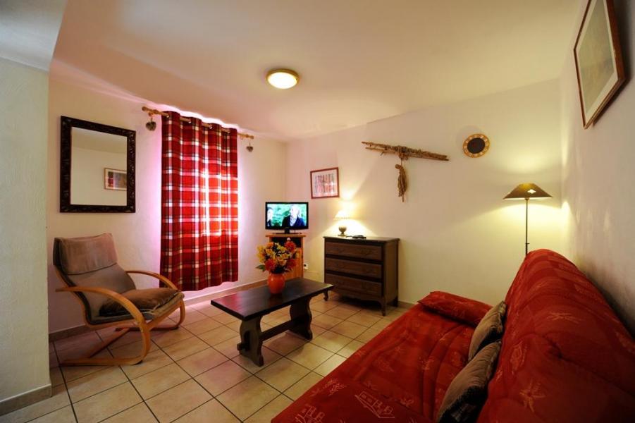 Vacances en montagne Appartement 3 pièces 6 personnes - Chalet Cristal - Les Menuires - Séjour