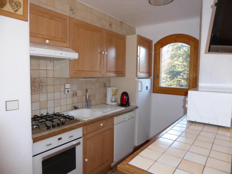 Vakantie in de bergen Appartement 4 kamers 8 personen (1) - Chalet Cristal - Champagny-en-Vanoise - Keukenblok