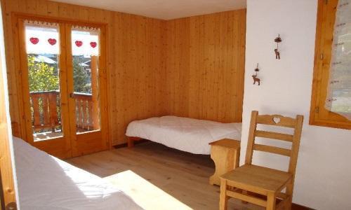 Vacances en montagne Appartement 4 pièces 8 personnes - Chalet Cristal - Champagny-en-Vanoise - Chambre