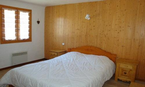 Vacances en montagne Appartement 4 pièces 8 personnes - Chalet Cristal - Champagny-en-Vanoise - Lit double