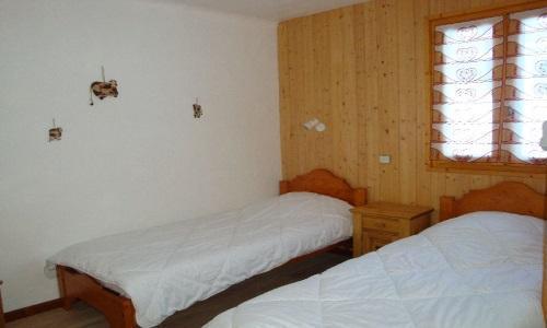 Vacances en montagne Appartement 4 pièces 8 personnes - Chalet Cristal - Champagny-en-Vanoise - Lit simple