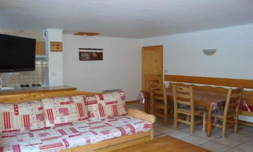 Vacances en montagne Appartement 4 pièces 8 personnes - Chalet Cristal - Champagny-en-Vanoise - Salle à manger