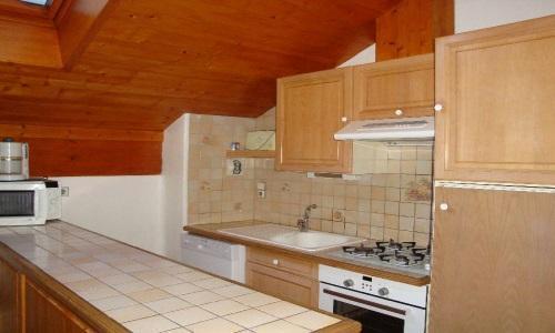 Vacances en montagne Appartement duplex 5 pièces 10 personnes - Chalet Cristal - Champagny-en-Vanoise - Kitchenette