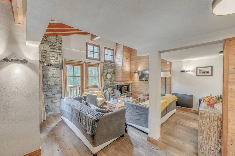Wakacje w górach Domek górski 7 pokojowy 12 osób - Chalet Crystal Ridge - Tignes - Na zewnątrz latem