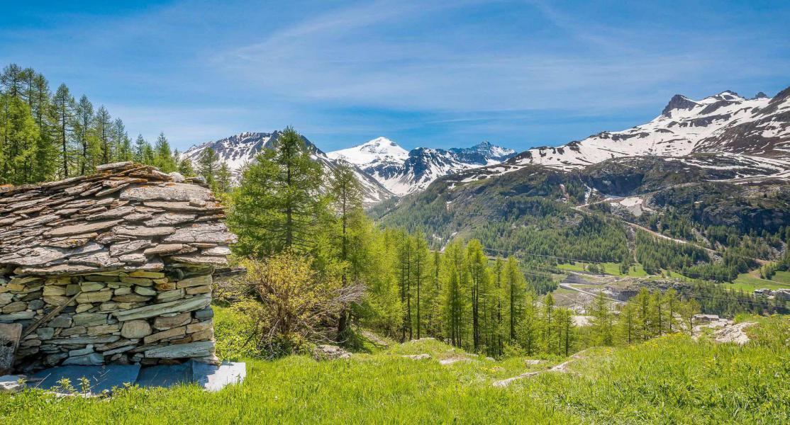 Wakacje w górach Chalet Crystal Ridge - Tignes - Na zewnątrz latem