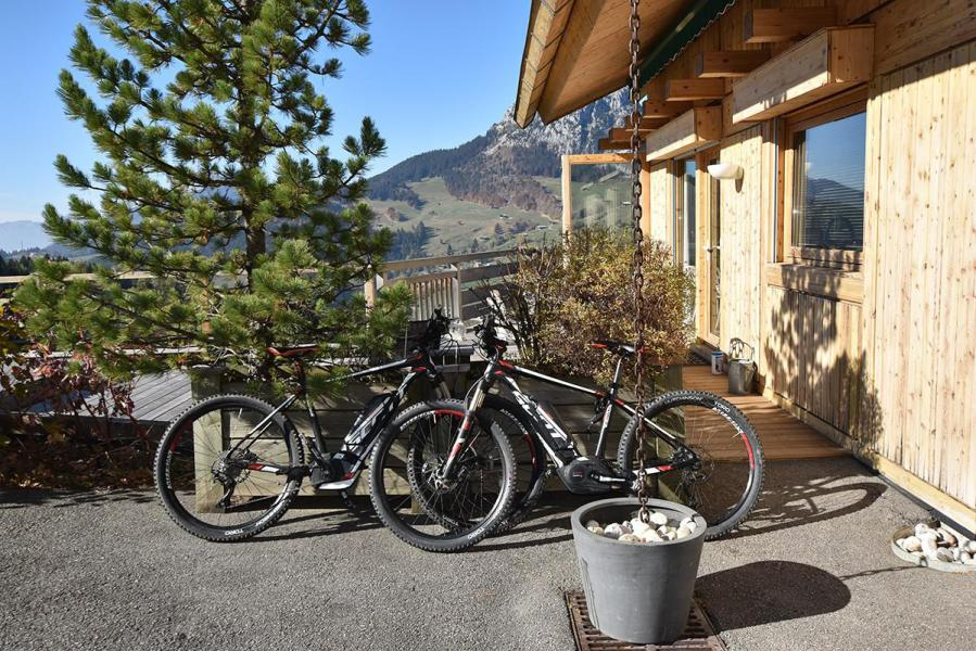 Vacaciones en montaña Chalet triplex 6 piezas para 11 personas - Chalet d'Anne - Le Grand Bornand