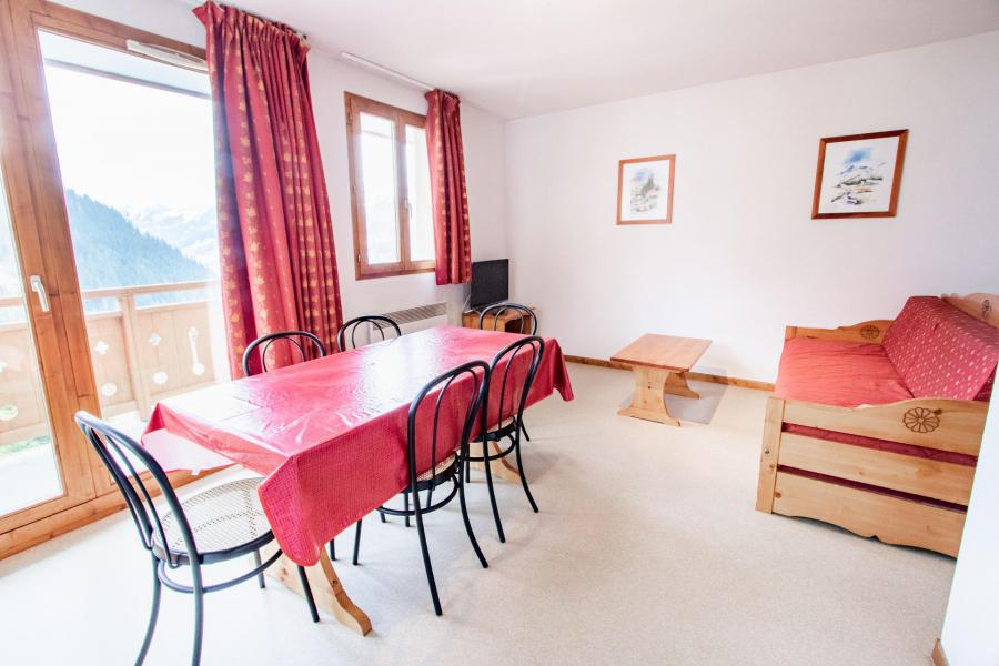 Holiday in mountain resort 3 room apartment 6 people (H22) - Chalet d'Arrondaz - Valfréjus
