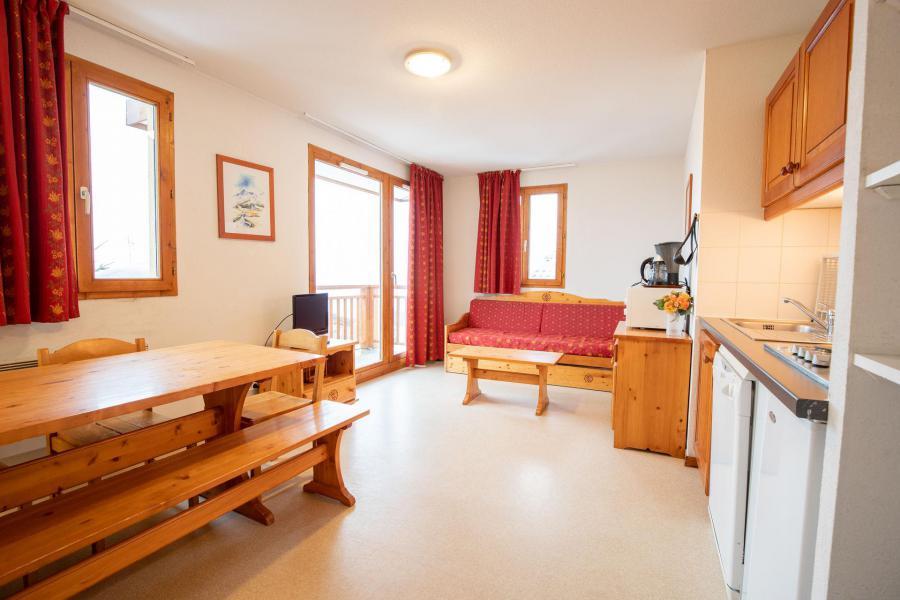 Urlaub in den Bergen 3-Zimmer-Appartment für 8 Personen (H11) - Chalet d'Arrondaz - Valfréjus