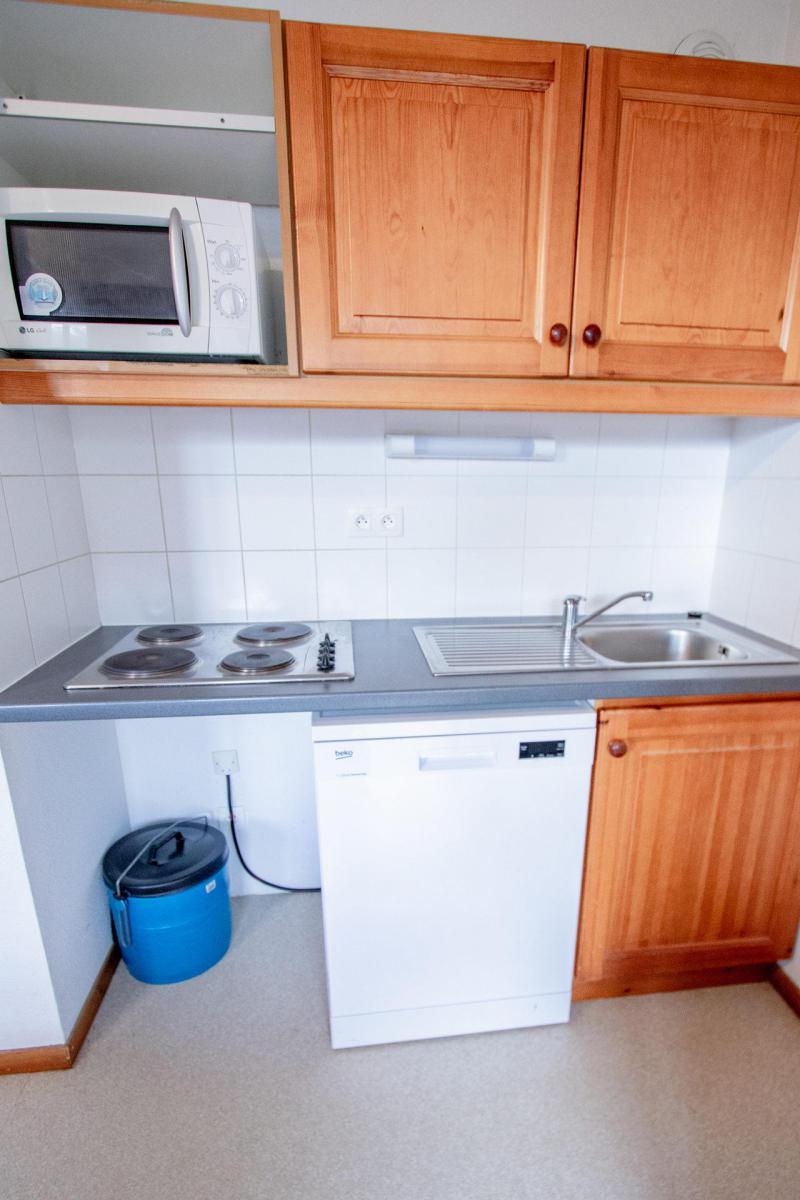 Vacaciones en montaña Apartamento 3 piezas para 6 personas (H22) - Chalet d'Arrondaz - Valfréjus