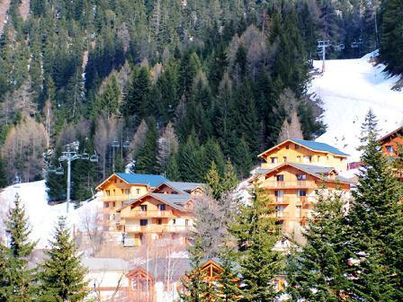 Urlaub in den Bergen Chalet d'Arrondaz - Valfréjus