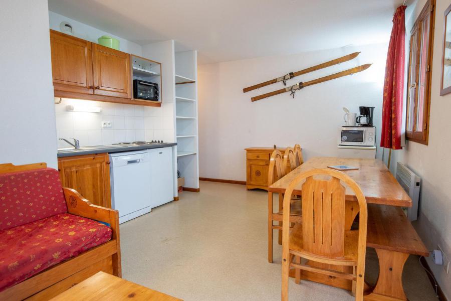 Vacances en montagne Appartement 4 pièces 8 personnes (H21) - Chalet d'Arrondaz - Valfréjus - Séjour
