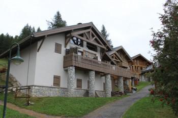 Location au ski Chalet de Bellecôte - Peisey-Vallandry - Extérieur été