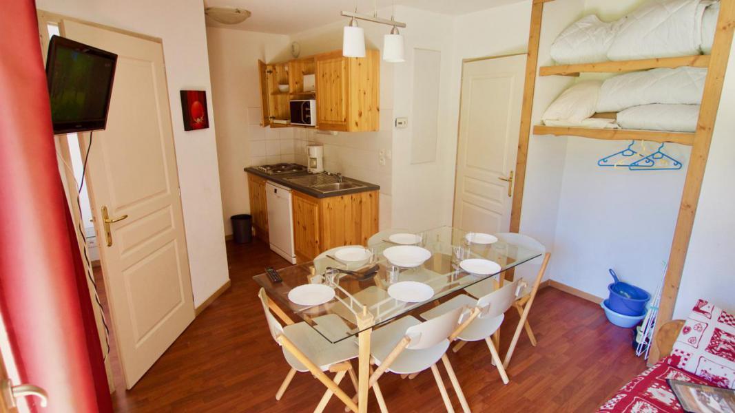 Vacances en montagne Appartement 2 pièces coin montagne 6 personnes (202) - Chalet de Florence - Valfréjus