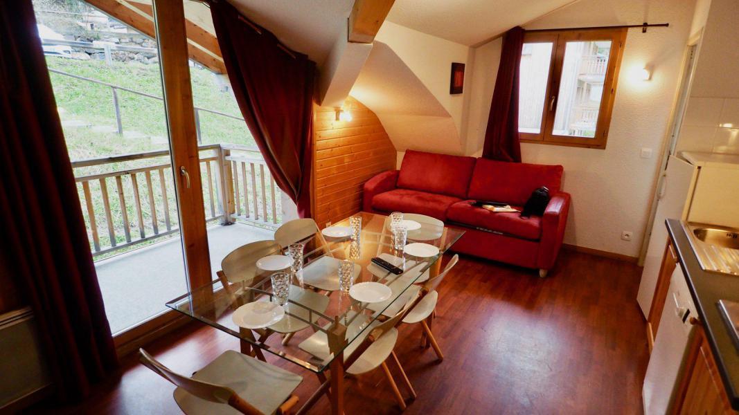 Vacances en montagne Appartement 3 pièces 8 personnes (403) - Chalet de Florence - Valfréjus