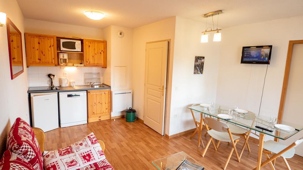 Vacances en montagne Appartement 2 pièces 4 personnes (équipé PMR) (17) - Chalet de Florence - Valfréjus