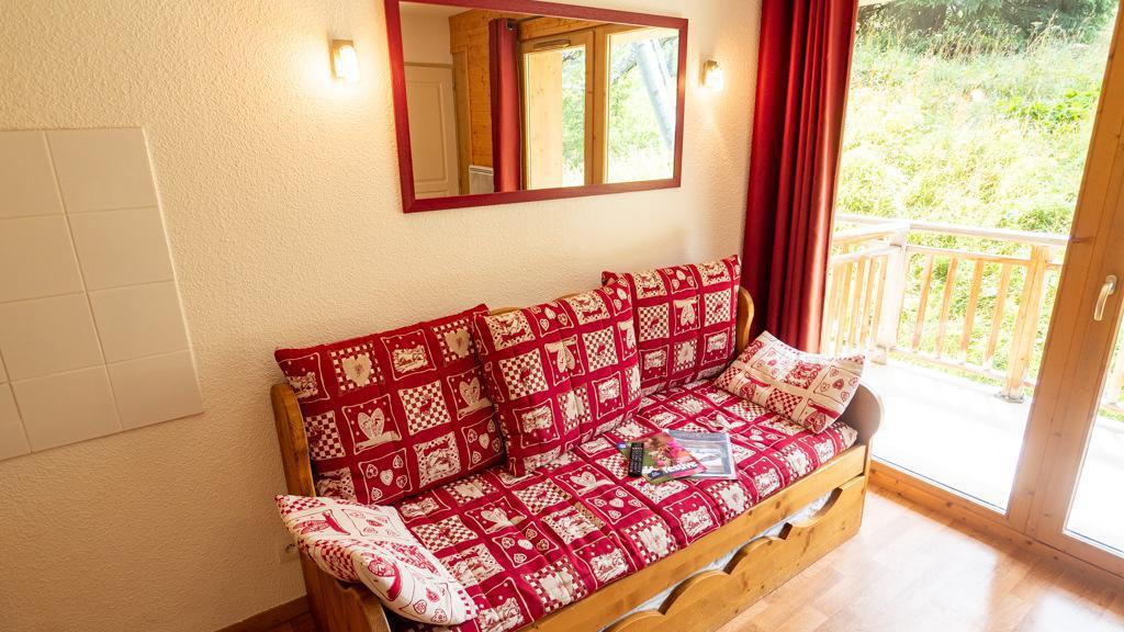 Vacances en montagne Studio cabine 4 personnes (14) - Chalet de Florence - Valfréjus