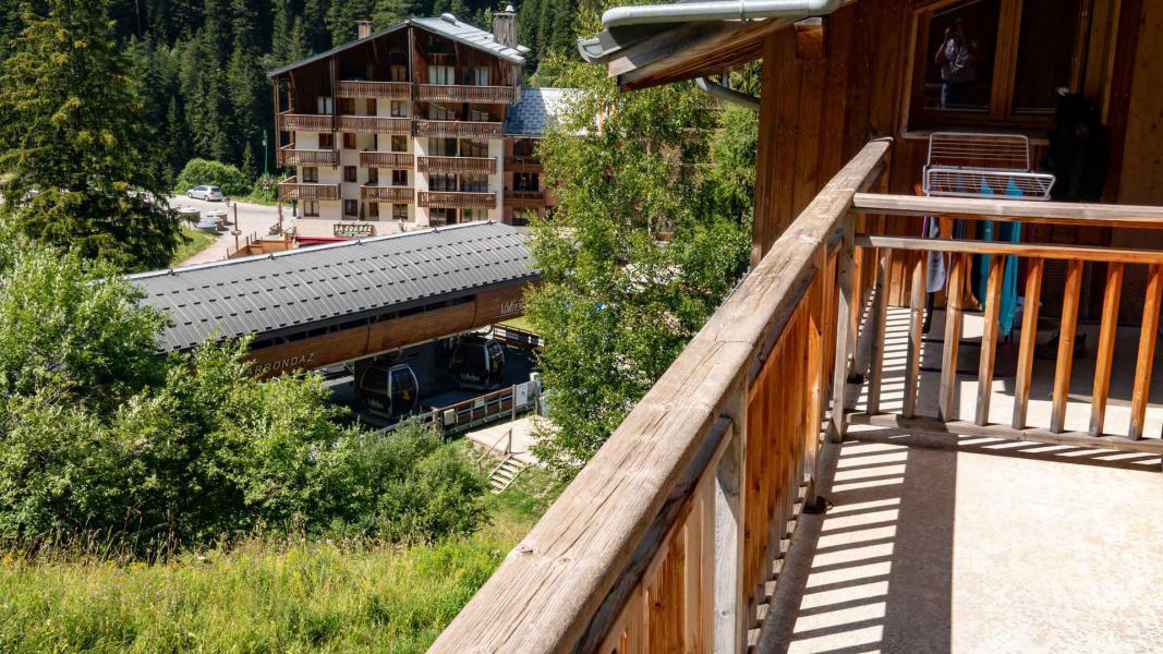 Vacances en montagne Appartement 2 pièces 4 personnes (302) - Chalet de Florence - Valfréjus - Extérieur été