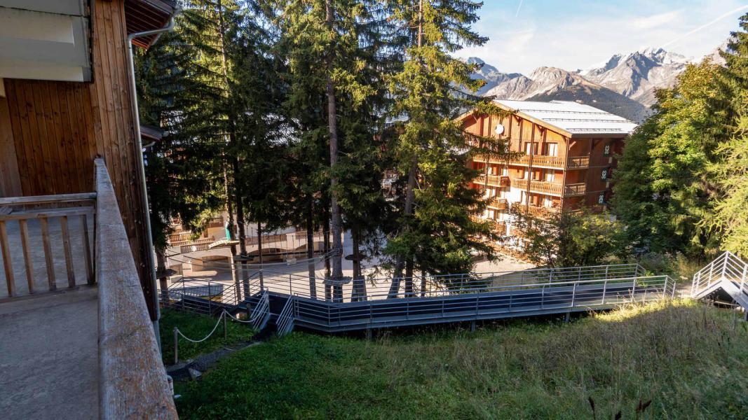 Vacances en montagne Appartement 2 pièces cabine 6 personnes (207) - Chalet de Florence - Valfréjus - Extérieur été