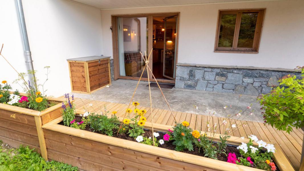 Vacances en montagne Appartement 2 pièces 5 personnes (206) - Chalet de Florence - Valfréjus - Extérieur été