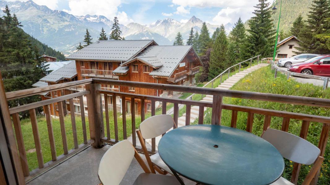 Vacances en montagne Appartement 2 pièces 4 personnes (21) - Chalet de Florence - Valfréjus - Balcon