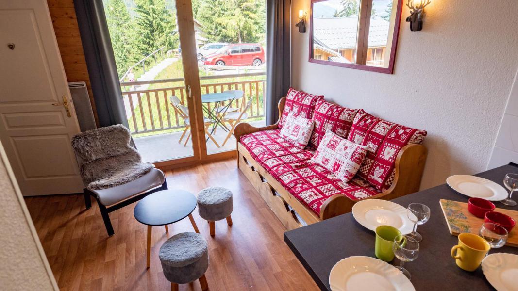 Vacances en montagne Appartement 2 pièces 4 personnes (21) - Chalet de Florence - Valfréjus - Séjour
