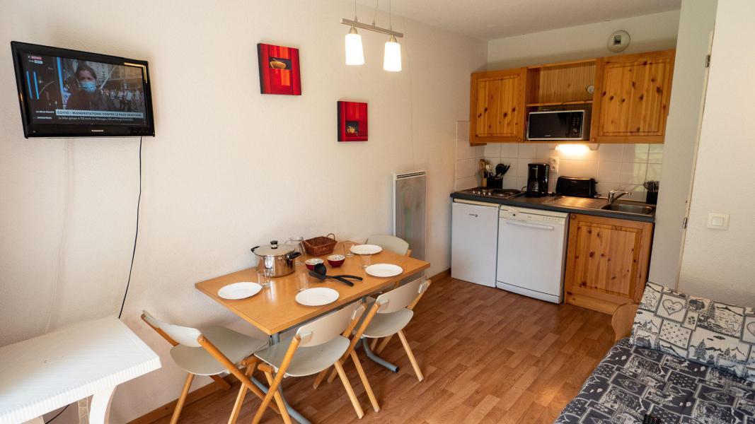 Vacances en montagne Appartement 2 pièces 4 personnes (26) - Chalet de Florence - Valfréjus - Kitchenette
