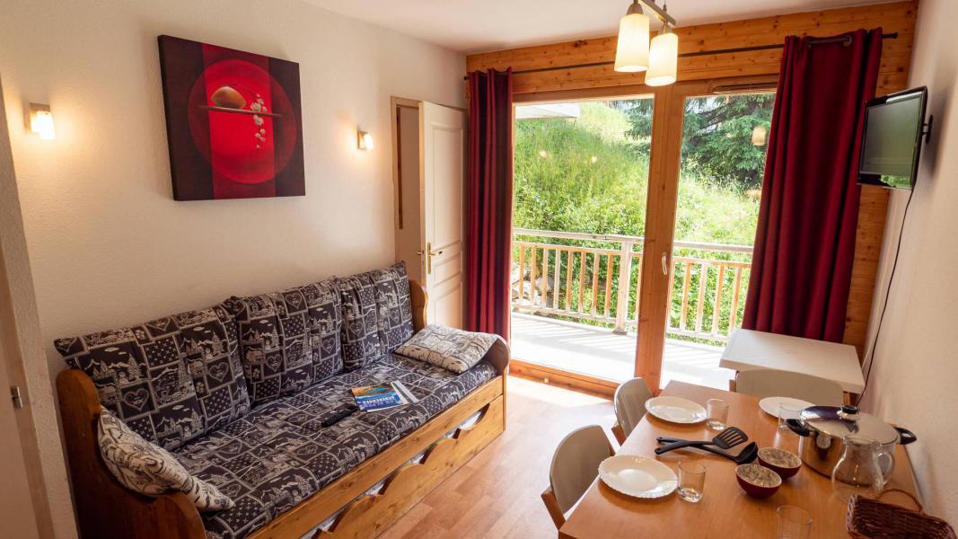 Vacances en montagne Appartement 2 pièces 4 personnes (26) - Chalet de Florence - Valfréjus - Séjour