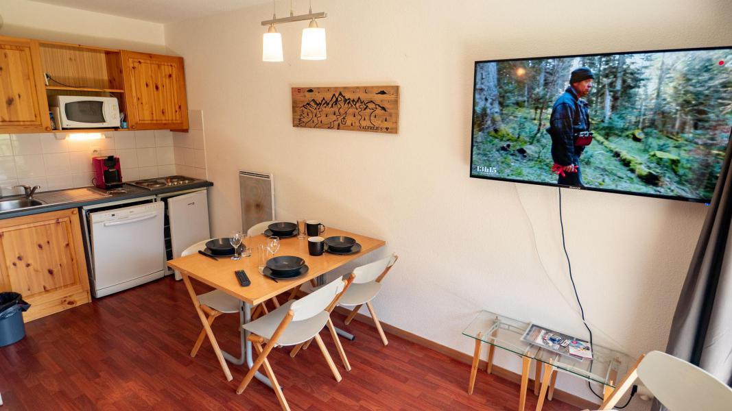 Vacances en montagne Appartement 2 pièces 4 personnes (302) - Chalet de Florence - Valfréjus - Kitchenette