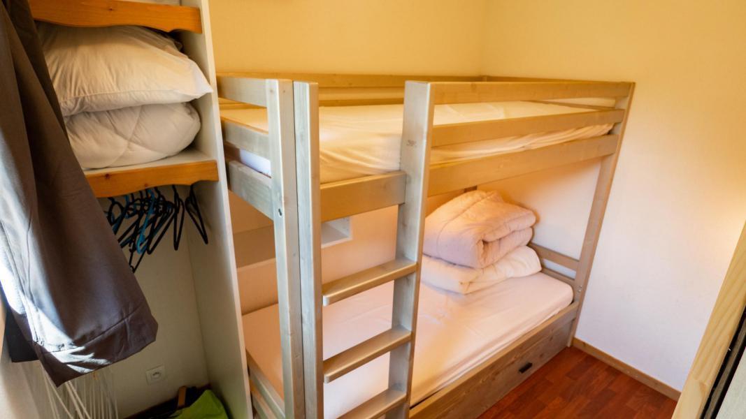 Vacances en montagne Appartement 2 pièces 4 personnes (302) - Chalet de Florence - Valfréjus - Lits superposés